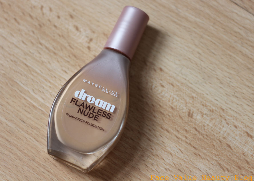 Tried & Tested! Maybelline Dream Flawless Nude Foundation