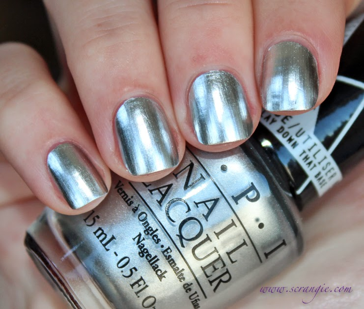 Scrangie: Gwen Stefani By OPI Collection 2014 Swatches And