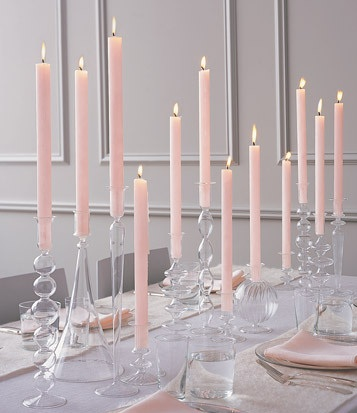 Large Candle Centerpieces