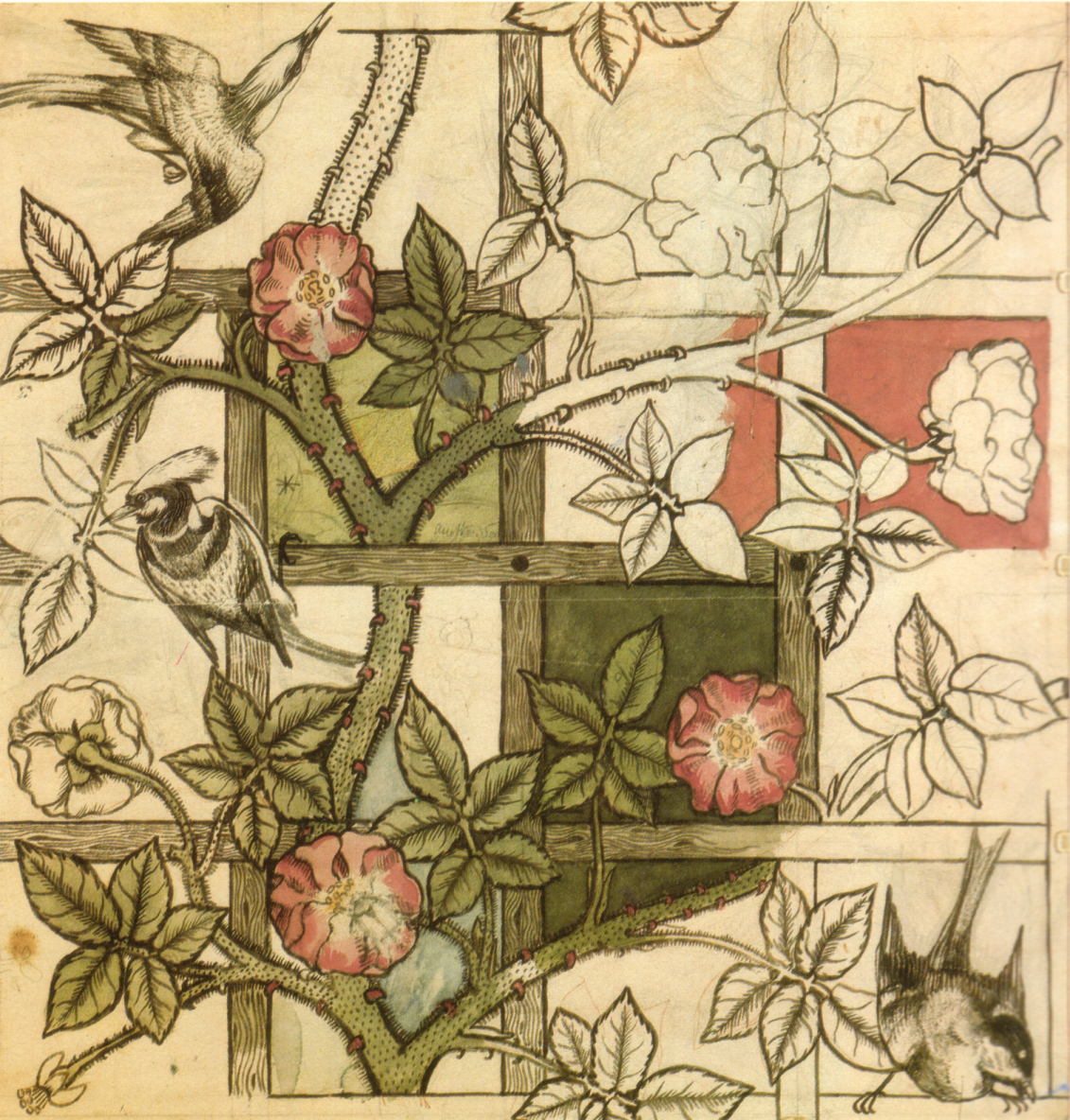 http://2.bp.blogspot.com/-Bu26lOcoZfc/TtcBanO3e3I/AAAAAAAAAIU/sFR14FAWcZU/s1600/William_Morris_design_for_Trellis_wallpaper_1862.jpg