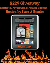 AUGUST #KINDLE #FIRE HDX #GIVEAWAY to 8-31! Click on photo to enter!