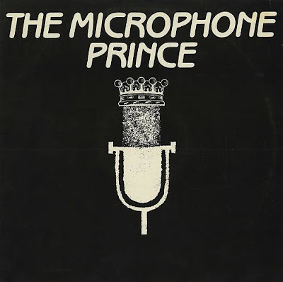 Microphone Prince ‎– Who's The Captain / Yvonne And Corry (1986, VLS, 256)