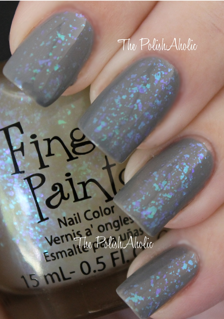The PolishAholic: Finger Paints Special Effects Collection Swatches!