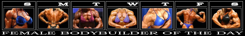 Female Bodybuilder of the Day