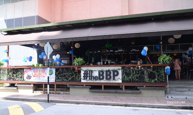 The BBP, Gastropub Style Restaurant @ The Club, Bukit Utama