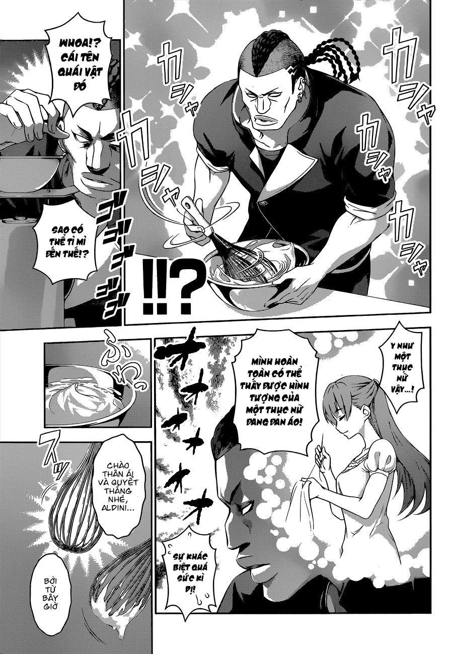 Shokugeki no Soma – Vua bếp Soma chap 77 Trang 11 - Mangak.info