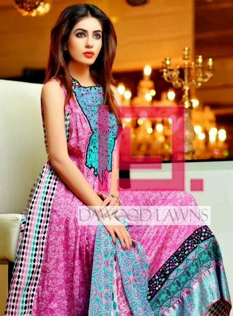 Dawood Liali Latest Lawn Collection