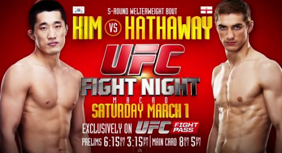 UFC Fight Night: Kim vs. Hathaway Capture-20140226-131930