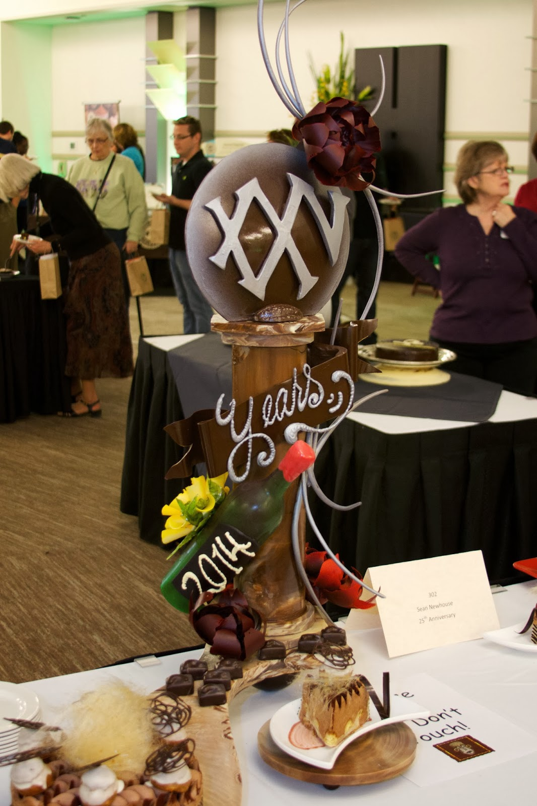 MSU Chocolate Party 2014 - Tammy Allen for the Lansing State Journal