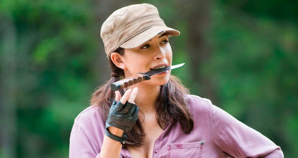 Rosita de The Walking Dead