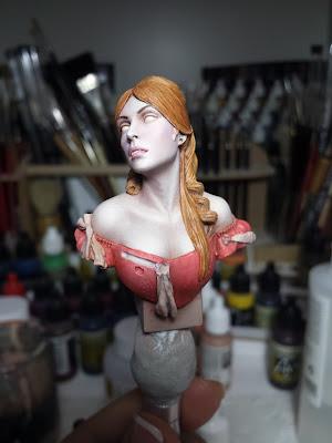 Lucy, The Vampire Bride por Pepa Saavedra