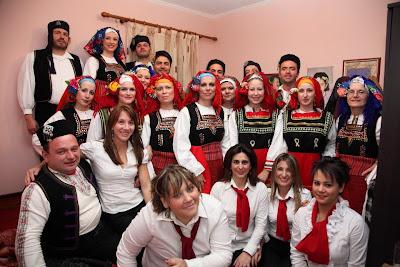 ΧΟΡΟΣ ΣΤΟ ΧΑΡΑΜΑ 11  ΔΕΚΕΜΒΡΙΟΥ 2010