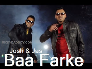 Josh & Jas - Baa Farke Lyrics