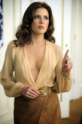 Amy Adams beautiful American Hustle funny