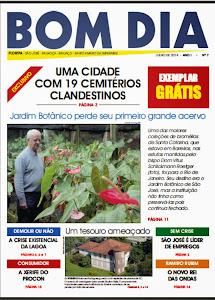 Jornal Bom Dia - julho