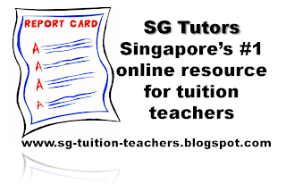 image of top tuition teacher guiding a student