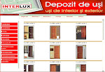 INTERLUX - usi de interior si exterior