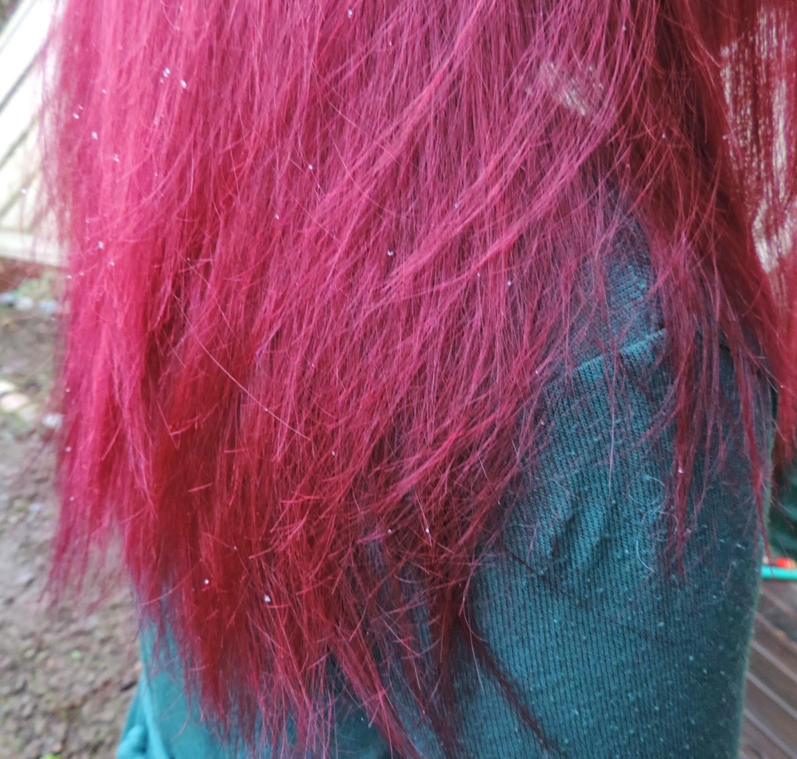 Reddit jutella punaiset hiukset