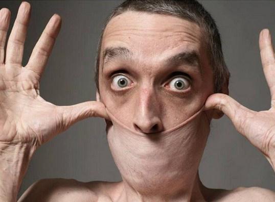 10 Rekor Dunia Tubuh Manusia paling Aneh