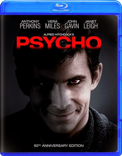 Psycho 1960 Dual Audio Hindi English 300mb BRRip 480p