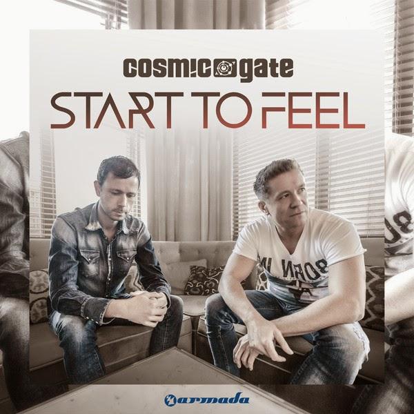 Cosmic Gate - Start To Feel (Bonus Track Version)  Cover