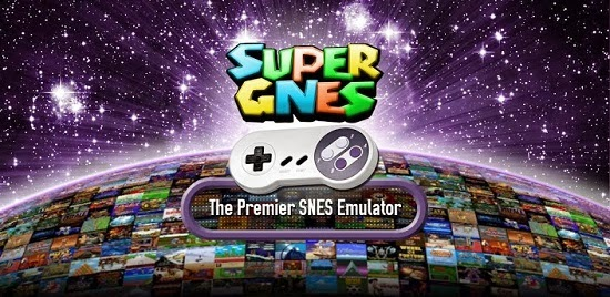 SuperGNES (SNES Emulator) v1.4.2 APK-Pro gamexp