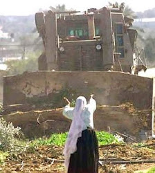 You Know Evil When it Would Try to Bulldoze the Blessed Virgin Mary herself