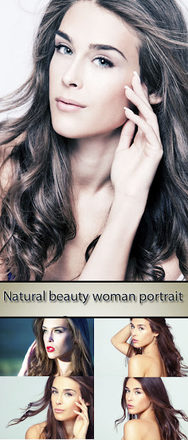 Natural Beauty - Portrait of a Woman
