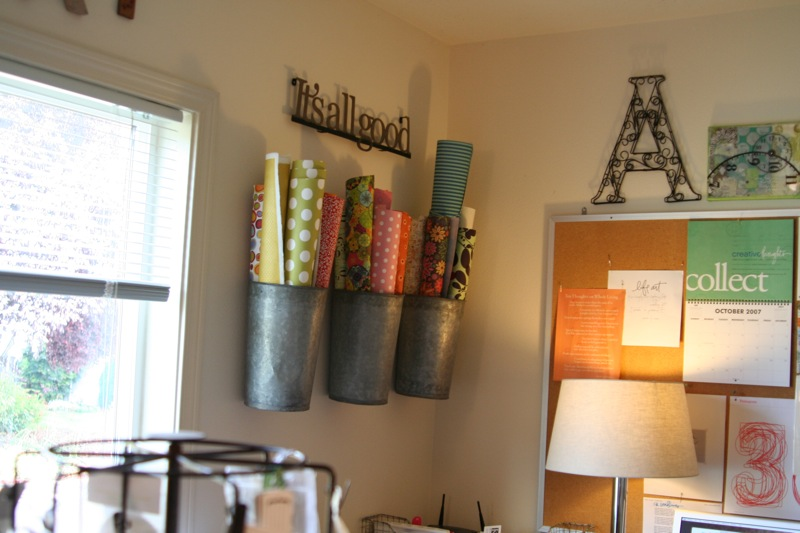 Craft Room Organization 800 x 533