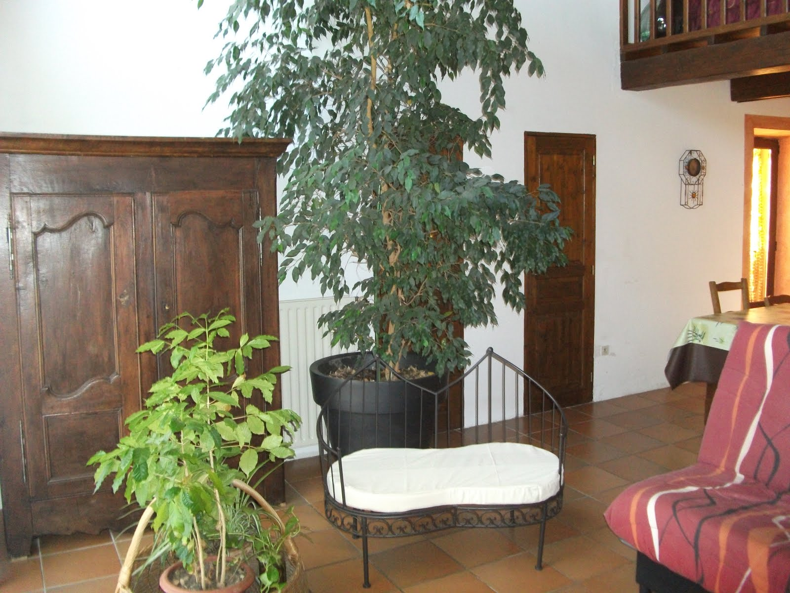 Villa olivier - Séjour