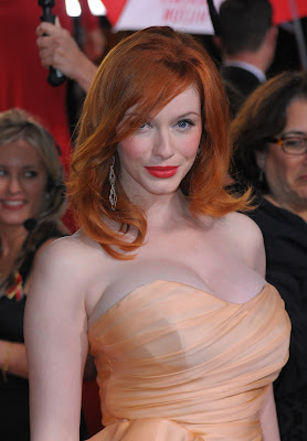 Christina Hendricks Joan Harris Wallpaper