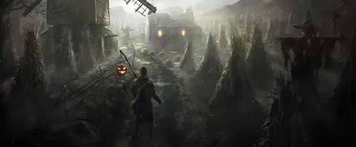 Jack O´Lantern y el origen de Halloween