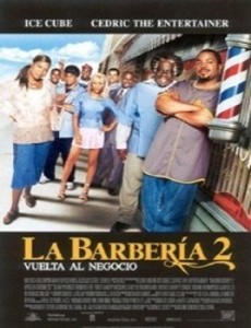La Barberia 2: Vuelta al negocio (Barbershop 2: Back in Business) (2004) DvdRip Latino