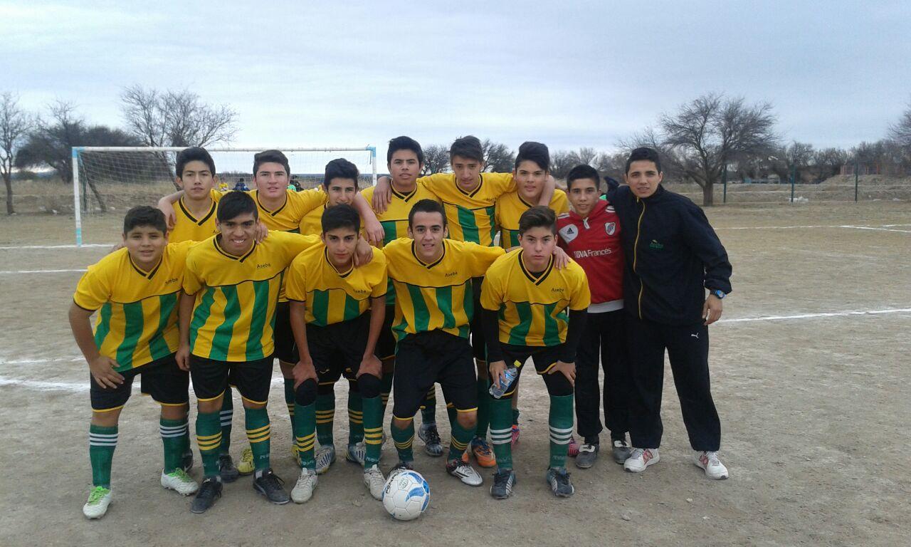 Jornada Oficial - Liga de San Luis - 2015