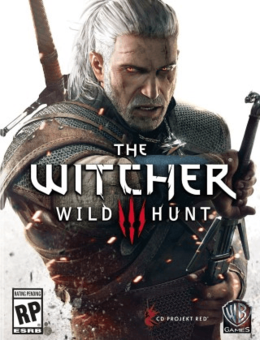 Caja de The Witcher 3