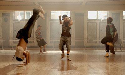 streetdance, vu dieu duong pho