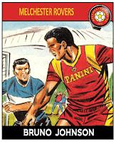 Bruno Johnson - Melchester Rovers