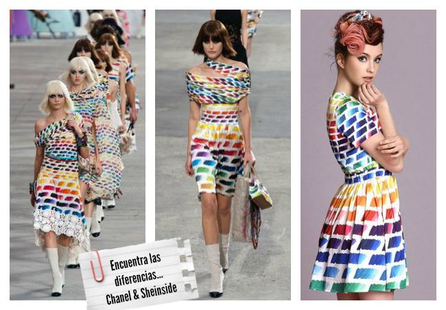 Clones moda primavera verano 2014 Chanel