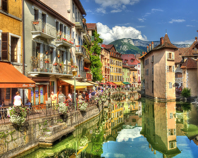 Annecy - French