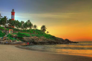 Kovalam (Best Honeymoon Destinations In India) 8