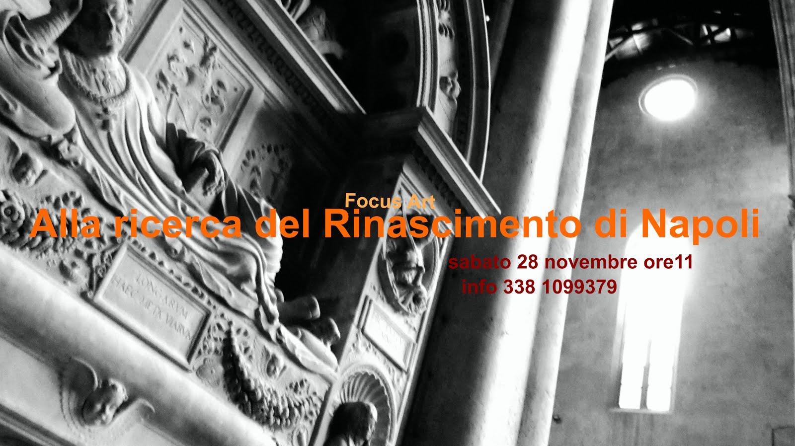 La ricerca del Rinascimento a Napoli