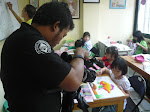 "OHAYO Drawing School @ Trans 7 ""Warna"""