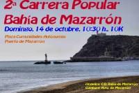 10 Km Bahía de Mazarrón 2012.