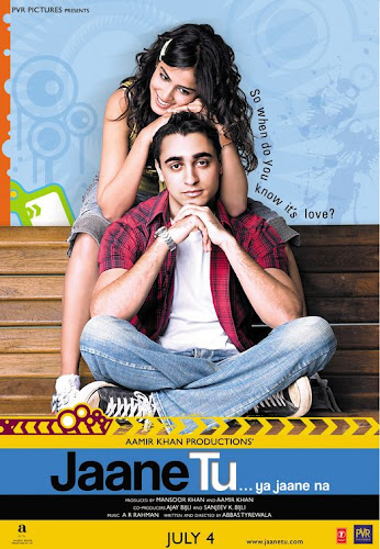 Jaane Tu Ya Jaane Na (2008) Movie Poster