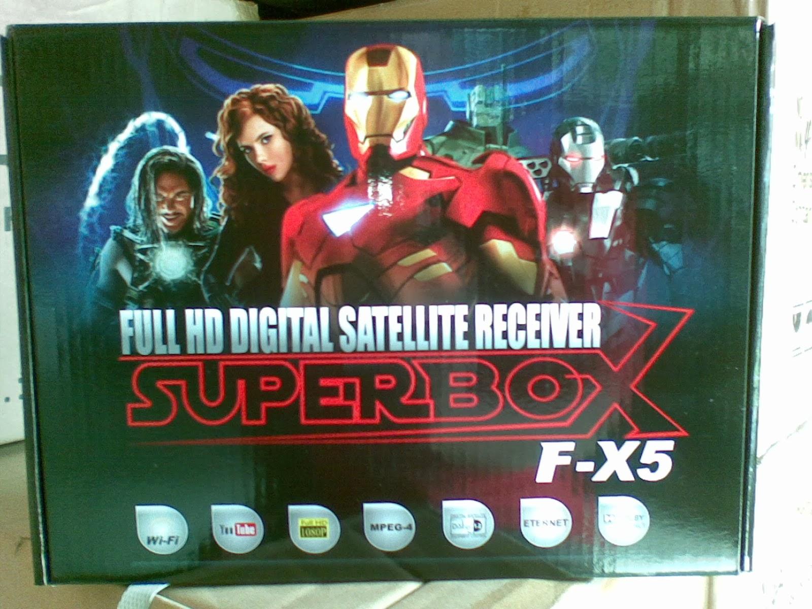 SuperBOX  FX5