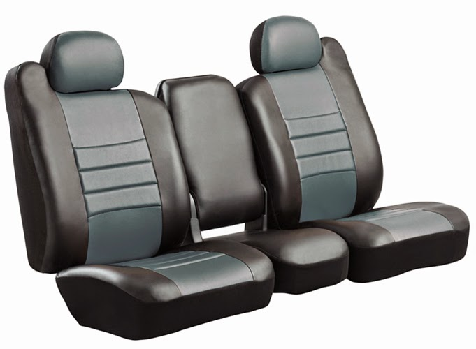 Ford Truck Seat Covers Fia Gray