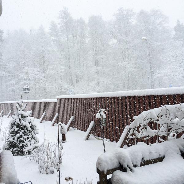 snö, snow