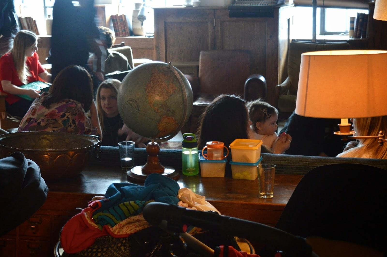 Mothers Meeting Social Media Special - Mellies Corner
