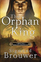 cover of The Orphan King by Sigmund Brouwer