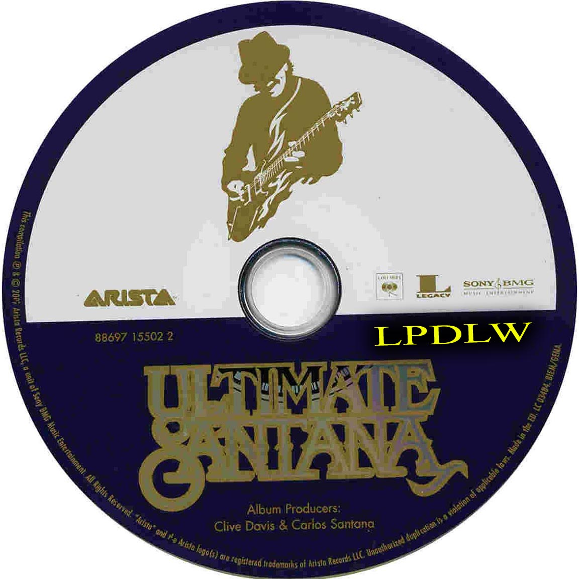 Ultimate Santana (CD de Música - m4a)